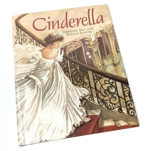 ✨Signed Copy✨ Cinderella By Christine San José